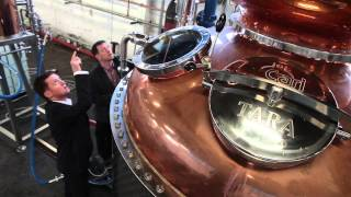 Glasgow Distillery Co. marks return of single malt Scotch to city after 112 years
