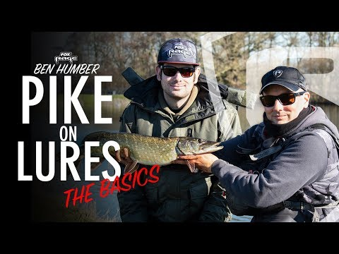*** FOX RAGE TV *** PIKE FISHING BASICS