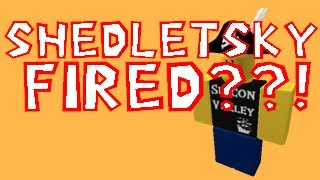 Shedletsky Gets Fired - A ROBLOX Machinima von Phirefox