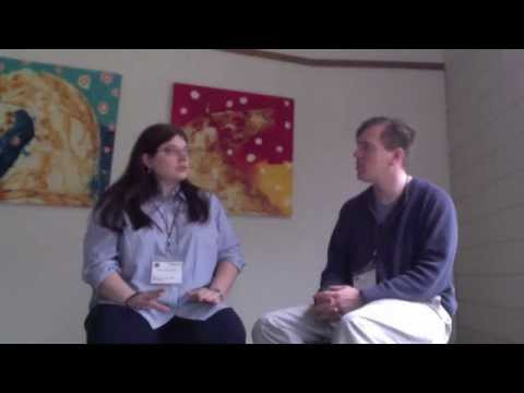 Interview with Maria Kouroumali at the 38th Byzantine Studies Conference
