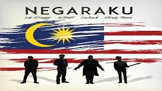 Cover images Joe Flizzow, Altimet, SonaOne & Faizal Tahir - Negaraku (Official Lyric Video)