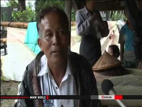 Myanmar & Oil-Gas Pipeline - China moves in (6 June 2013)