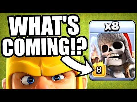 THE FUTURE OF CLASH OF CLANS!? - WHATS COMING IN THE NEXT UPDATE!?
