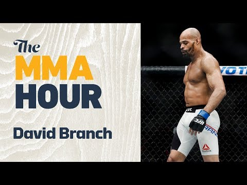 David Branch Plans to Make an Example of Luke Rockhold En Route to Title Shot