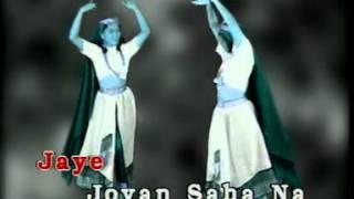 Lagu Industan-CHOLI KE PEECHEY KYA HAI (Karaoke).DAT
