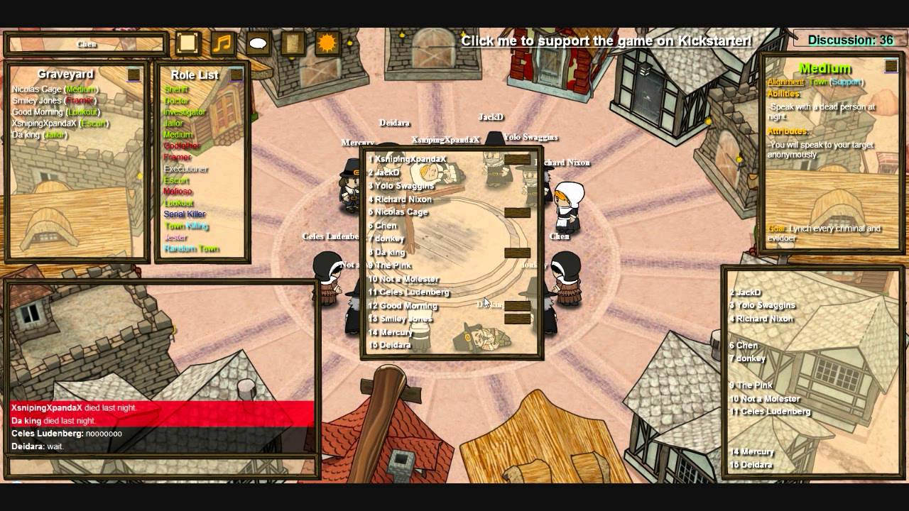 escort town of salem description