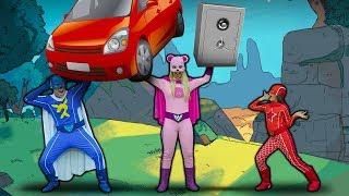 A EVOLUÇÃO DA AVENTUREIRA ROSA É A SUPER URSA