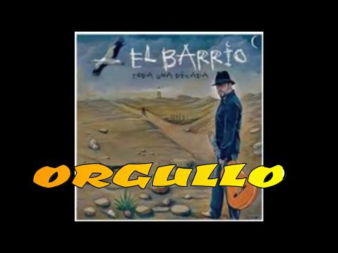 EL BARRIO /Grandes exitos