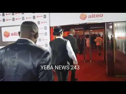 FALLY IPUPA 3X HUSTLER ICI GHANA ENTRE FILS DU CONTINENT TEMBE ESILI