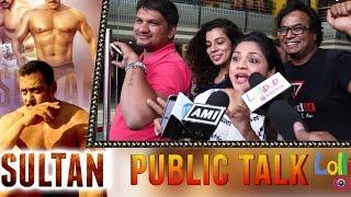 Sultan Movie Public Talk/ Public Review – Public Response – Salman Khan, Anushka Sharma