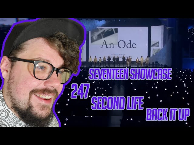Mikey Reacts to SEVENTEEN An Ode Showcase: 247 - Second Life - Back It Up