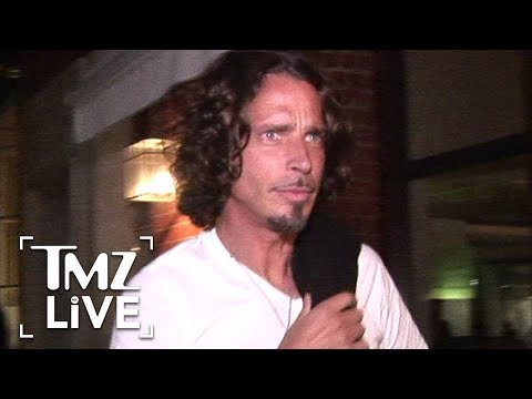 Chris Cornell Death Scene Photos Surface | TMZ Live
