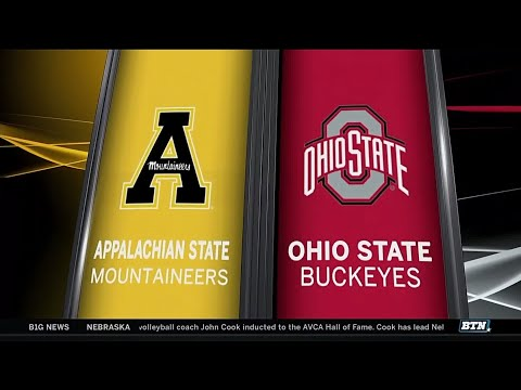 Appalachian State at Ohio State - Men's Basketball Highlights