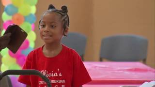 Matteson girl's birthday party raises awareness, blood donations for sickle cell patients
