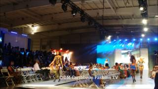 Caribbean Fashion Week 2014,14th June: Fashion show 16 Ishawna Natalia Smith from Jamaica Thumbnail