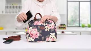 AToZ UK Insulated Lunch bag