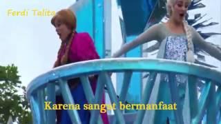 Video Pepaya Mangga Pisang Jambu parade frozen elsa - Lagu Anak Indonesia - download MP3, 3GP, MP4, WEBM, AVI, FLV Juli 2018