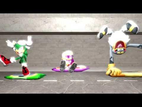Sonic Riders: Zero Effort