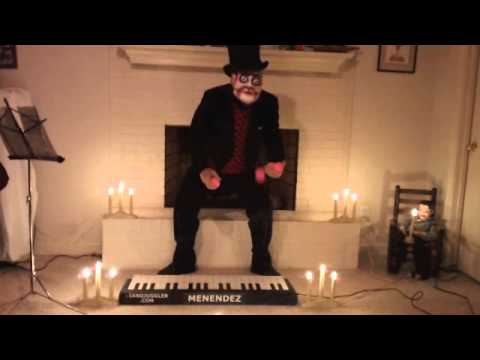 Creepy Piano Juggler