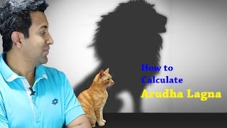 How to calculate Arudha Lagna