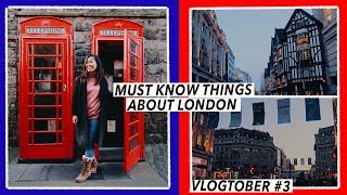 20 Things To Know Before Travelling To London