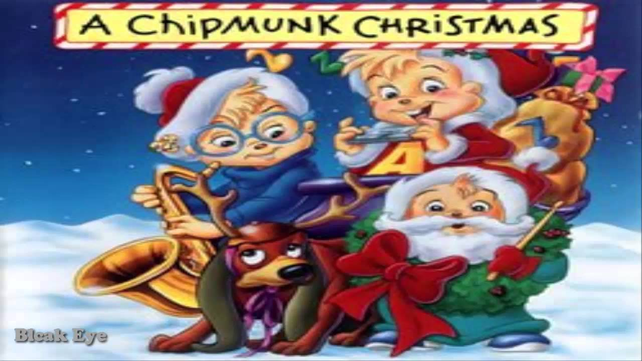 We Wis a Merry Christmas Song ( Alvin & The Chipmunk ) - YouTube