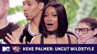 Vic Mensa & Keke Palmer Team Up Against Nick | UNCUT Wildstyle | Wild