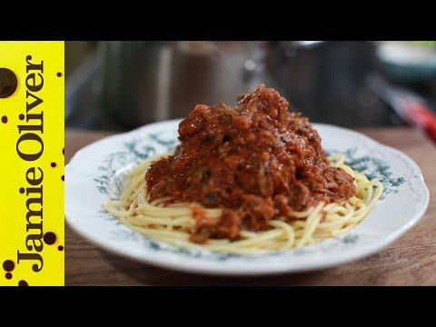 Simple Spaghetti and Meatballs | Kerryann Dunlop