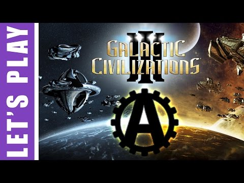 Let's Play Galactic Civilizations 3 The Iridium Corporation 1