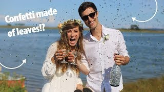 How We Made Our Zero Waste Wedding!