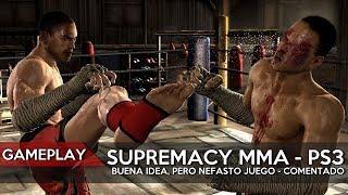 Supremacy MMA | Buena idea, pero nefasto juego [OPINIÓN] - PlayStation 3