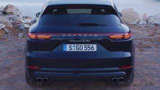2018 Porsche Cayenne Turbo - V8 Exhaust Sound, 550 hp, 770 Nm