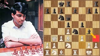 Wish Anand a Happy Birthday | Enjoy his Crazy Miniature vs Ivanchuk