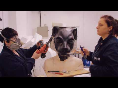 Making of The Late Late Toy Show DL828 - Institute of Art, Design and Technology Dun Laoghaire