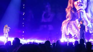 Tim McGraw and Faith Hill- Speak to a Girl, Ottawa, June 22 2017, SOUL2SOUL