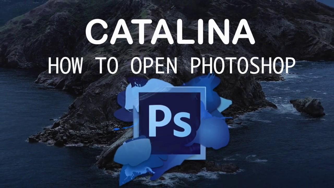 Photoshop Won T Open Mac