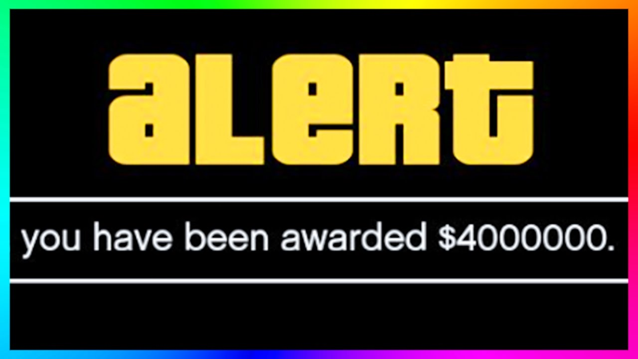 Gta Online Players Receiving 4 000 Of Free Money New Mive Ban Wave Hening 5 You