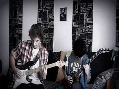 Winds of Silence - Guitar Improvisation