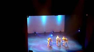 19062010 - Four Elements - Theater Zuidplein - Saturday - Mujer Querida.mp4
