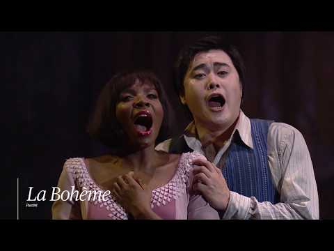 La Bohème at Arts Centre Melbourne