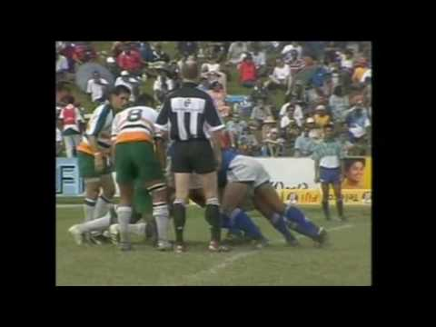 South pacific Games 2003 Rugby 7s  Cook Islands vs Samoa M26