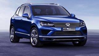 Внедорожник Volkswagen Touareg 2 поколения, Touareg 2016(На автосалоне в Пекине 2014 дебютировал обновленный внедорожник Volkswagen Touareg 2015, продажи которого начались..., 2016-06-20T19:25:39.000Z)