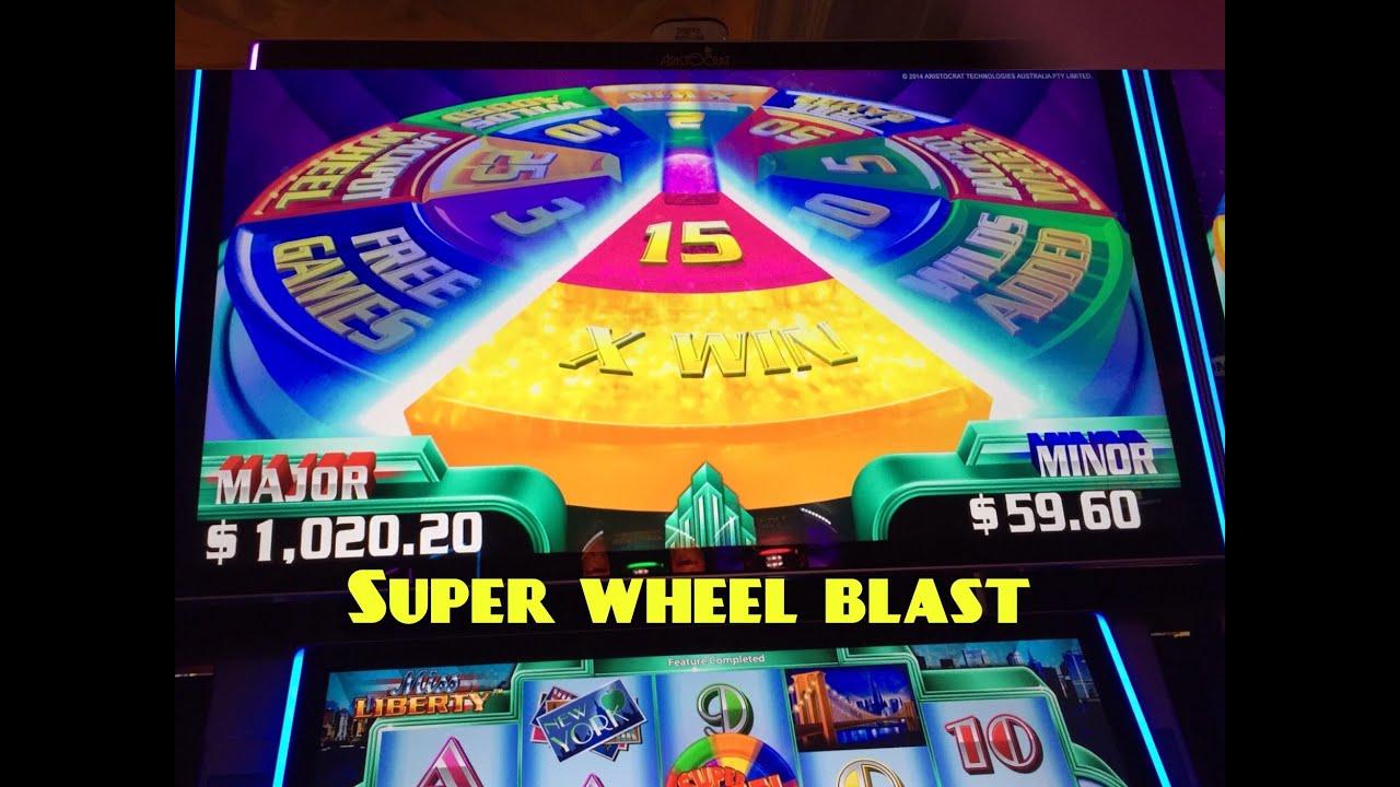 Super slots casino wheel of chance