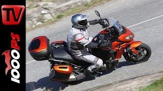 Kawasaki Versys 1000 - 2015 Test | Action, Sound, Fazit