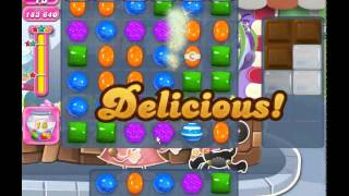 Candy Crush Saga - level 1155 (3 star, No boosters)