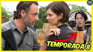 6 Cosas que Trae The Walking Dead (Temporada 8)   Vuelven las Grabaciones