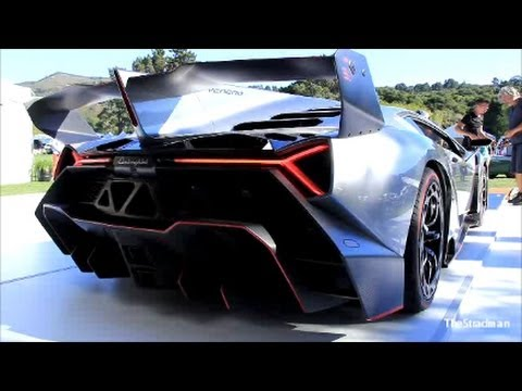 Supercar Sounds! Lamborghini Veneno, McLaren P1, F1, Aventador, Ferrari Enzo, Bugatti Veyron, LFA!