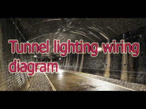 tunnel circuit lighting wiring diagram in hindi urdu youtube circuit layout tunnel circuit lighting wiring diagram in hindi urdu