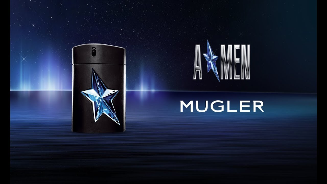 A*Men By Thierry Mugler (Review en Español) - YouTube