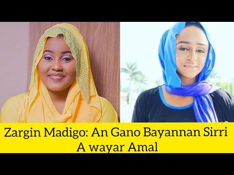 An Gano Bayanan Sirri A Wayar Amina Amal -  tabbas sharri tayi wa Hadiza Gabon  (Cikkaken Rahoto)